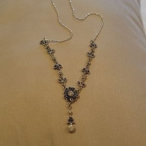 A beautiful Avon necklace.